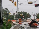 Tormenta tropical Nicholas avanza hacia el área de Houston tras tocar tierra como huracán categoría 1