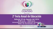 Univision 19 te invita a la 2a Feria Anual de Educación