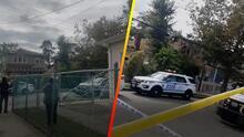 Hombre estuvo más de 24 horas trepado de un árbol para evitar su arresto