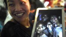 Encuentran vivos a todos los niños de un equipo de fútbol desaparecidos en una cueva en Tailandia