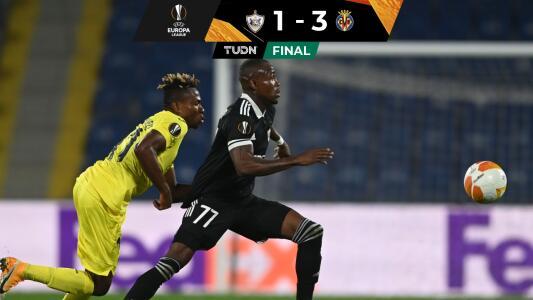 ¡De alarido! Villarreal vino de atr´ás y ganó a Qarabag en Europa League