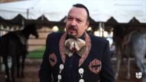 Las razones de Pepe Aguilar por las que el mariachi es tan atractivo como el reggaeton