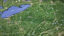 """""""Este proceso va a cambiar el futuro de Pensilvania"""": Comienza a dibujarse un nuevo mapa político"""