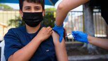 Anuncian la apertura de tres sitios de vacunación contra el coronavirus para estudiantes de CPS