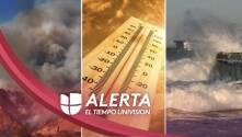 Puerto Rico tendrá un martes con condiciones marítimas deterioradas y altas temperaturas