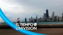 Periodos de sol y nubes, viento ligero y condiciones secas para la tarde de este martes en Chicago