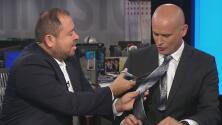 En Locura Deportiva no se aceptan corbatas, sino que le pregunten al Conde K