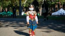 ¿Disfraces con mascarillas? Mira lo que se recomienda para proteger a tus hijos durante Halloween