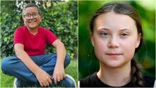 """""""Prodigio"""" y """"súperinteligente"""": el niño colombiano que es comparado con la activista Greta Thunberg"""