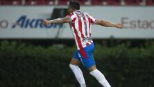 Alexis Vega podría ser titular; 'Chapo' Sánchez, bajo observación