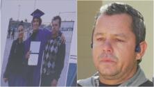 """""""No se vale que te maten a un hijo"""": las lágrimas de un padre por el asesinato de su hijo en un baño público"""