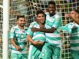 Santos 6-1 Saprissa: Santos se da un festín ante Saprissa y avanza en la Liga de Campeones