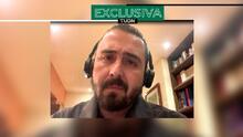 Amaury Vergara explica situación de Dieter Villalpando