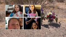 Tres niñas mueren tras ser atropelladas por un camión que se dio a la fuga en Lucerne Valley
