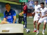 Cruz Azul suma dos nuevas bajas con 'Quik' Mendoza y Pol Fernández