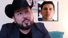 Roberto Tapia le canta al hijo de 'El Chapo' un narcocorrido que incluye en su nuevo disco