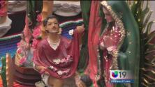 Feligreses católicos de Sacramento celebran a la virgen de Guadalupe con diversas actividades