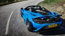 McLaren765LT Spider, quitan el techo a este supercarro de 755hp