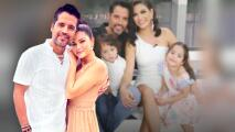 """Ana Patricia insiste en que no se alejó de la TV por """"celos"""" de su esposo (le pidió que siguiera 4 años más)"""