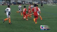 Stockton cuna de jóvenes talentos del futbol