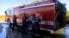 Conoce al primer equipo de de bomberos compuesto totalmente por mujeres