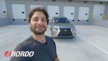 5 Minutos A Bordo del Lexus GX460 2021 | Univision A Bordo