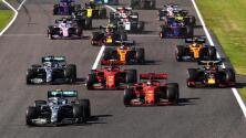 Fórmula 1 no viajará a países con crisis sanitaria grave