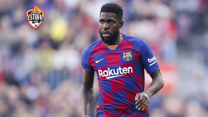 ¡Samuel Umtiti no quiere irse del Barcelona!