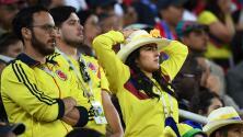 Colombia se despide del Mundial tras un partido de infarto frente a Inglaterra