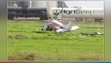 Video muestra el accidente en el que perdió la vida César Isaac Carrillo, nieto de 'El Señor de los Cielos'