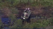 Caso Gabby Petito: equipo especial de buceo se suma a la búsqueda de Brian Laundrie en Florida