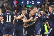 Resumen | En feria de goles, Escocia remonta a Israel y se acerca al Repechaje