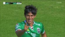 ¡Se abre el marcador! León da el primer golpe con gol de José Juan Macías