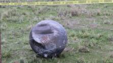 De dónde salió la 'bola de fuego' que cayó en Perú y sorprendió a todos