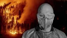 Humo de incendios forestales contribuyó a miles de contagios y muertes por covid-19, revela estudio