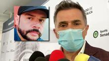 """Muy molesto, Sergio Mayer considera un """"circo mediático"""" que Héctor Parra lo denuncie por tráfico de influencias"""