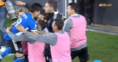 ¡Gol de Chofis! El mexicano puso el 1-0 sobre Austin FC
