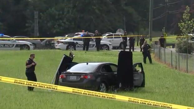 Tiroteo en Durham: reportan doble homicidio en rampa de la I-85