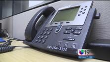 Estafa telefónica involucra al IRS