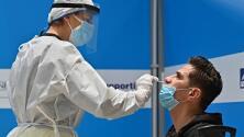 EEUU registra 40,000 contagios de covid-19 diarios, los jóvenes son los mas afectados