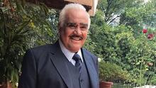 📸 Tras 45 días en el hospital, así evoluciona la salud de Don Vicente Fernández
