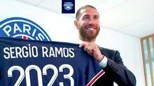¿Hizo lo correcto Sergio Ramos al fichar con PSG?