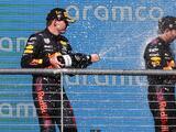 Sergio Pérez logra su cuarto podio de la temporada tras finalizar tercero en Austin