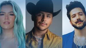 Karol G, Christian Nodal y Camilo entre los nominados a la próxima edición de los Deezer Monitor Music Awards