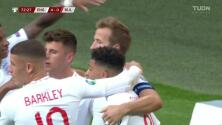 ¡GOOOL! Harry Kane anota para England