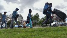 Así es la dura travesía de los migrantes venezolanos para escapar de la crisis económica que azota su país