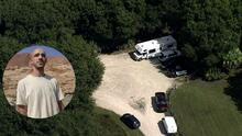 FBI confirma que encontraron restos humanos en donde hallaron algunos artículos de Brian Laundrie