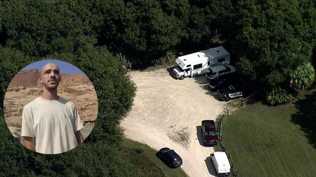 FBI confirma que restos humanos hallados son los de Brian Laundrie