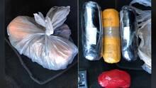 Paquetes de heroína encontrados durante una parada de tráfico en Payson