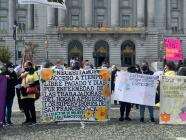 Trabajadoras domésticas piden días pagados por enfermedad en San Francisco